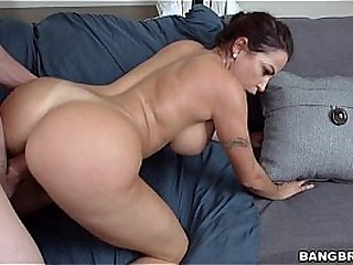 Big ass MILF fucked from behind