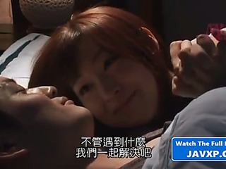 Oriental hottie acquires used by her boss.threatening japanese jav