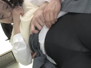 Amazing Japanese girl in Incredible HD, Public JAV scene