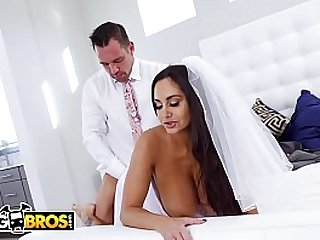BANGBROS - Sexy MILF Ava Addams Fucks The Best Man On Her Wedding Day!
