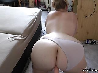 Sex machine fucked my big ass