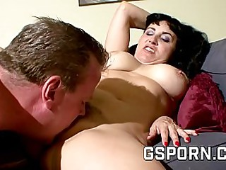 Hot couple fucking in hot homemade porn hd